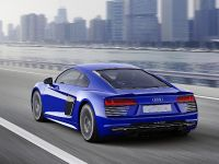 2015 The Audi R8 e-tron Piloted Driving Concept Car