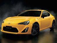 2015 Toyota 86 Yellow Limited