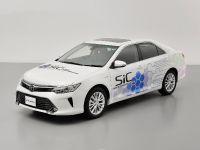 2015 Toyota Camry Hybrid Prototype