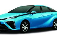 2015 Toyota Fuel Cell Sedan