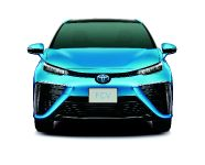 2015 Toyota Fuel Cell Sedan