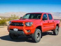 2015 Toyota TRD Pro Series Range