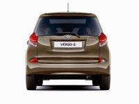 2015 Toyota Verso-S MPV