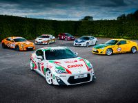 2015 Toyota World Champions at Goodwood Festival of Speed