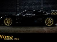2015 Ultima Evolution