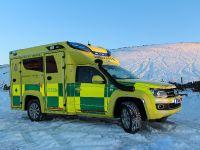 2015 Volkswagen Amarok ambulance