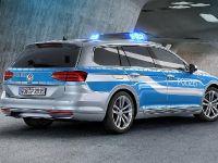 2015 Volkswagen Passat GTE Plug-in-Hybrid German Police