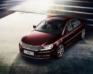 2015 Volkswagen Phaeton facelift
