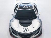 2016 Acura NSX GT3 Race Car