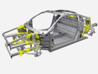 2016 Acura NSX Technical Images