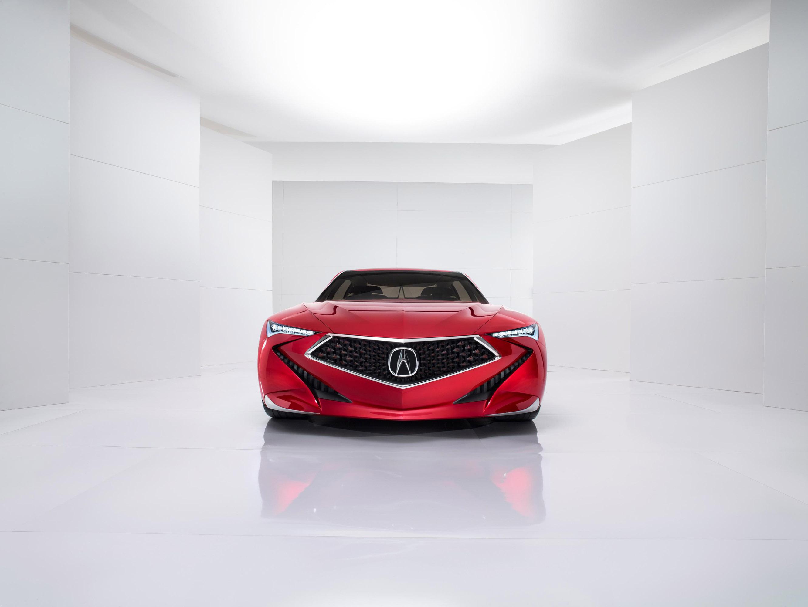 Acura на NAIAS - фотография №1
