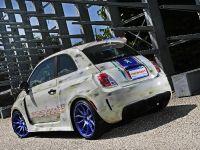 2016 Bilstein Fiat 500 Cinquone USA