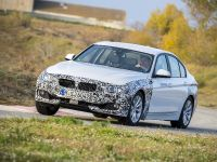 2016 BMW 3 Series Plug-in Hybrid Prototype