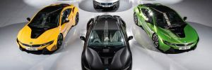 2016 BMW Individual i8 Exterior Paint Programme