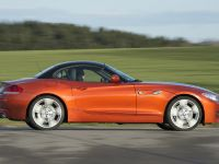 2016 BMW Z4 E89 sDrive35 in Valencia Orange Metallic