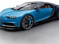 2016 Bugatti Chiron Colorized