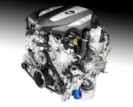 2016 Cadillac CT6 3.0L Twin Turbo Engine