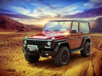 2016 Carbon Motors Mercedes-Benz G500 W463