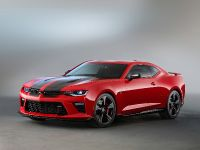 2016 Chevrolet Camaro SS Black Accent Package Concept