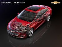 2016 Chevrolet Malibu Hybrida