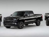 2016 Chevrolet Silverado and Colorado Midnight Special Editions