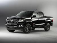 2016 Chevrolet Silverado and Colorado Midnight Special Editions
