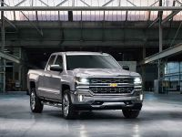 2016 Chevrolet Silverado strenght tests