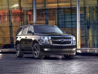 2016 Chevrolet Tahoe and Suburban Black Edition Packs