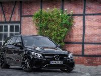 2016 Christian Lubke Mercedes-AMG C63 Exhaust System