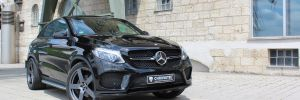 2016 CHROMETEC Mercedes-Benz GLE Coupe