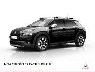 2016 Citroen C4 Cactus Rip Curl Special Edition