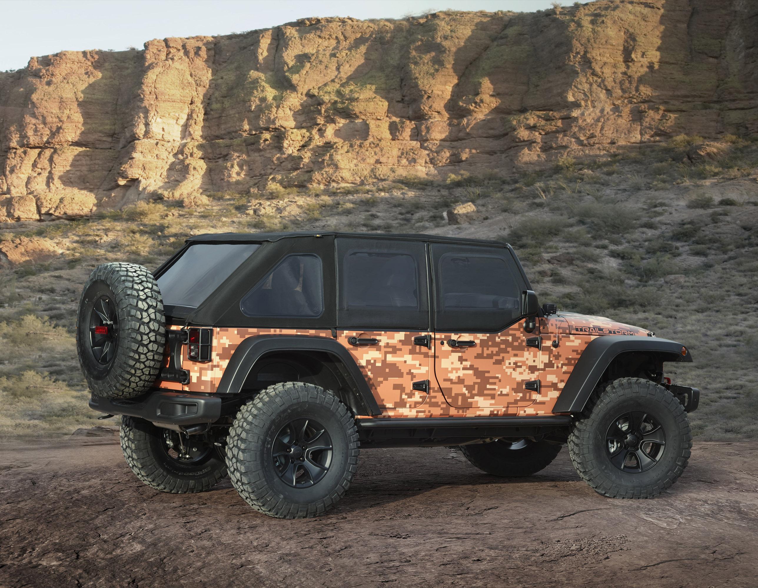jeep - фотография №12