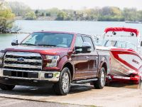 2016 Ford F-150 Pro Trailer Backup Assist System