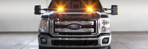 Ford F-150 Super Duty Strobe Light (2016)