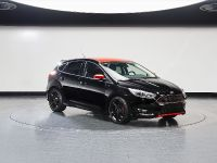 2016 Ford Focus Red and Black Editions