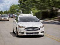 2016 Ford Fusion Fully Autonomous Vehicle Prototype