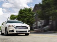 2016 Ford Fusion Fully Autonomous Vehicle Prototype