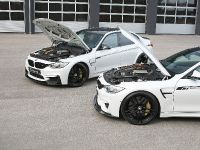 2016 G-Power BMW M3 F80 and M4 F82