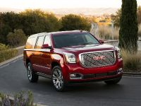 2016 GMC Yukon and Yukon XL