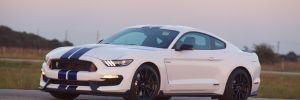 2016 Hennessey Performance Ford Mustang Shelby GT350