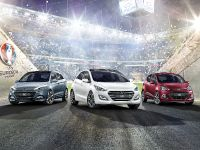 2016 Hyundai i10, i20 and i30 GO!