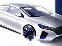 2016 Hyundai IONIQ Concept Sketches