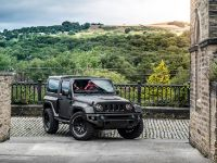 2016 Kahn Jeep Wrangler CTC Black Hawk Edition