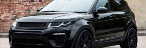 2016 Kahn Range Rover Evoque Black Label Edition