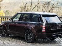 2016 Kahn Range Rover RS Pace Car Black Kirsch Over Madeira Red