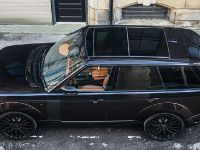 2016 Kahn Range Rover RS Pace Car Black Kirsch Over Madeira Red