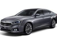 2016 Kia Cadenza facelift