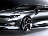 2016 Kia Optima Design Renderings
