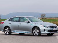 2016 Kia Optima Plug-In Hybrid