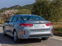 2016 Kia Optima Plug-In Hybrid